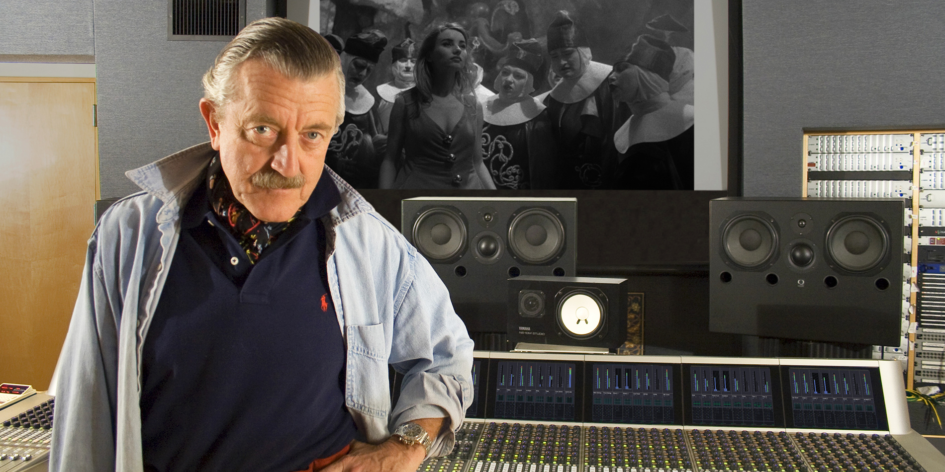 A reputation for quality audio quested systems for Dieter meier