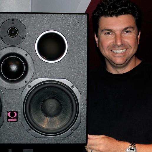 Serban Ghenea Studio Monitors