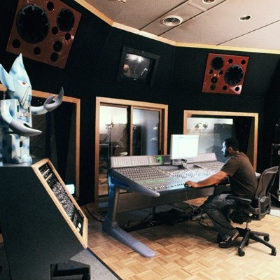 Chad Hugo Studio The Neptunes